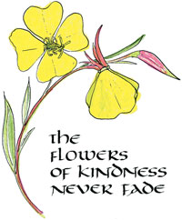 MC-551 THE FLOWERS OF KINDNESS