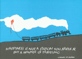 MC-553 HAPPINESS IS NOT A STATION