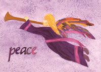 C-268 ANGEL OF PEACE