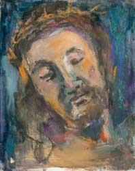 MC-842 PORTRAIT OF JESUS