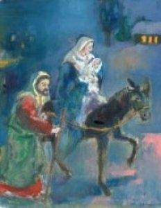 C-345 HEART OF CHRISTMAS