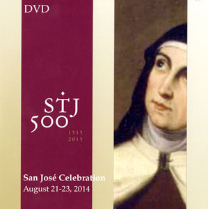 DVD ST. TERESA OF AVILA 500TH BIRTHDAY CELEBRATION