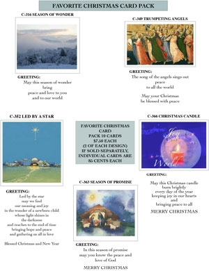 FAVORITE CHRISTMAS PACK
