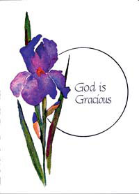 MC-667 GOD IS GRACIOUS
