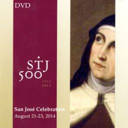 DVD ST. TERESA OF AVILA 500TH BIRTHDAY CELEBRATION